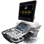 GE Vivid e9 XD Cardiac Ultrasound Machine
