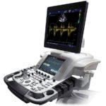 GE Vivid e9 XD Cardiac Ultrasound Machine