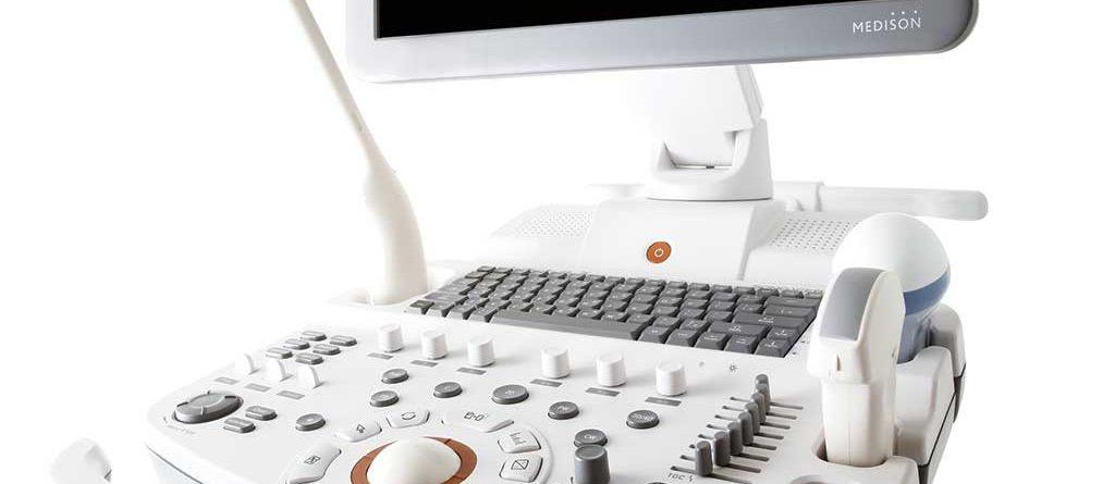 Medison R7 Ultrasound Machine