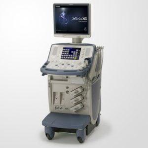Toshiba Xario XG ultrasound machine