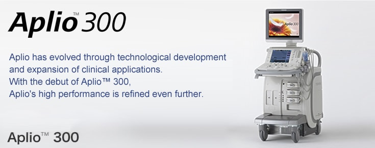 Toshiba Aplio 200