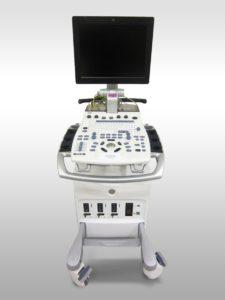 GE Vivid S6 ultrasound system