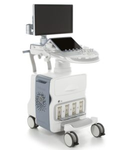 GE Volusion E10 ultrasound system