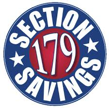Capital Equipment Savings section 179 taxes